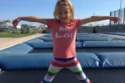 Friday Featuring … Yoga for Kids!